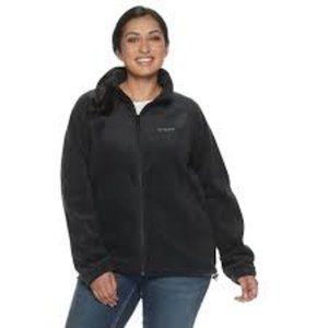 NWT Columbia Benton Springs Full Zip Fleece Jacket